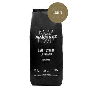 Café en grano Selecto 1kg
