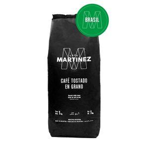 Café en grano Brasil 1kg