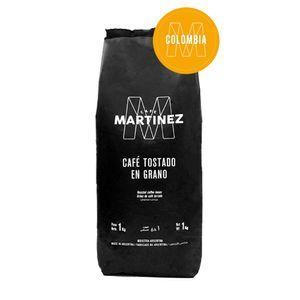 Café en grano Colombia 1kg