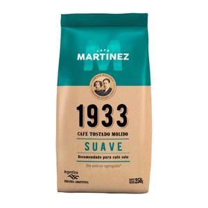 Café Molido Suave 250g