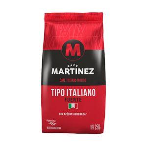 Café Molido Tipo Italiano 250g
