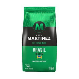 Café Molido Brasil 250g