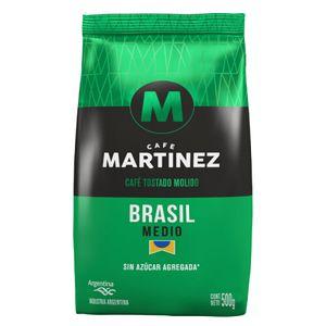 Café Molido Brasil 500g