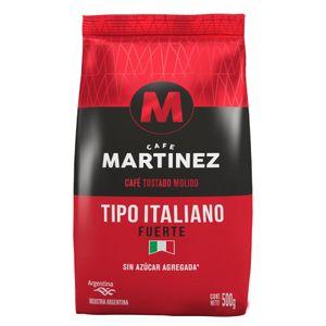 Café Molido Tipo Italiano 500g